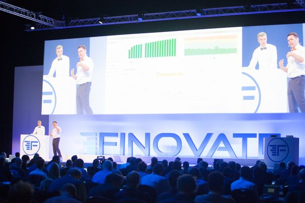 JuicyScore & Finovate 2018 – value of non-personal data
